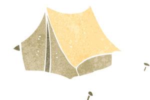 Hornhautverkrümmung entsteht durch ungleiche Spannungsmuster ähnlich wie bei einem Zelt